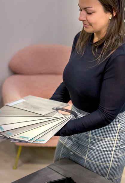 Choix des matériaux pour un condo